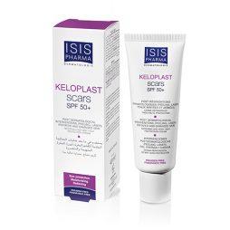 isis pharma kelopast scars spf 50