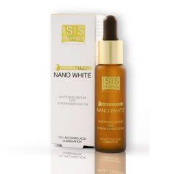 isis pharma nano white