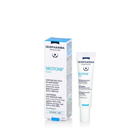 Isis Pharma Neotone Eyes - dark circles and eyes wrinkles