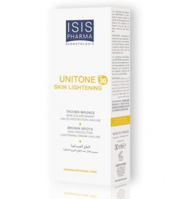 isis pharma product Unitone Skin Lightening SPF 30